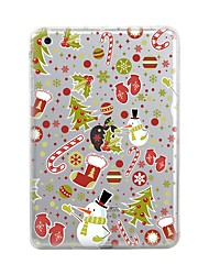 abordables -Coque Pour Apple iPad Mini 4 Mini iPad 3/2/1 iPad 4/3/2 iPad Air 2 iPad Air iPad 10.5 iPad Pro 12.9 '' iPad (2017) Transparente Motif