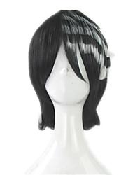 Parrucche Cosplay Mangiatore di anime Death the Kid Anime/Videogiochi Parrucche Cosplay 35 CM Tessuno resistente a calore Unisex