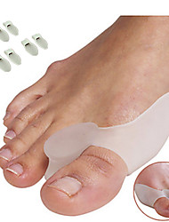 Pied Masajeador Séparateurs & Oignon Pad Massage Protectif orthèses Soulage la douleur Massage