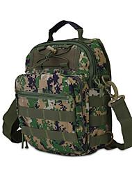 Herren Taschen Ganzjährig Nylon Umhängetasche für Normal Schwarz Dunkelgrün Armeegrün