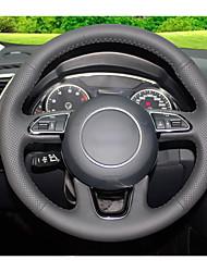Automobil Lenkradbezüge(Leder)Für Audi 2013 Q5