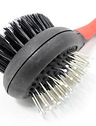 Dog Health Care Comb Anti-Slip Black