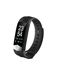 CD01 Smart Bracelet iOS Android IP67 Water Resistant / Water Proof Calories Burned Pedometers Voice Control Heart Rate Monitor Touch