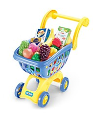 cheap -Toy Cars Grocery Shopping Pretend Play Toys Novelty Fruit Simulation Large Size Plastics Unisex Pieces