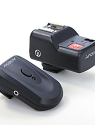 andoer 4 canales disparador flash flash inalámbrico universal para canon nikon pentax olympus pt-04gy
