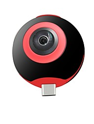 GEEKAM Live I High Definition Micro USB 720P Easy to Carry Panoramic Camera