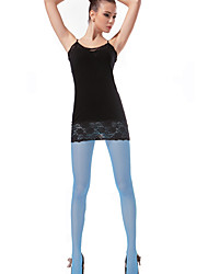 cheap -Women's  tights and candy-coloured anti-tick Nylon silk socks