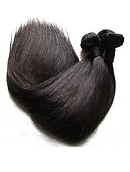 capelli braziliani naturali di seta 6bundles diritto 600g vendita lotto per la testa della ragazza due che intrecciano le migliori