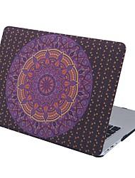 MacBook Funda para MacBook Air 13 Pulgadas MacBook Air 11 Pulgadas MacBook Pro 13 Pulgadas con Pantalla Retina Mandala TPU Material