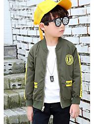 Boys' Camouflage Jacket & Coat,Others Fall