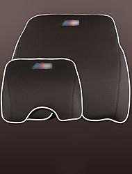 Settore automobilistico Kit di cuscino per poggiatesta e cuscini Per BMW Tutti gli anni Serie 5 Serie 7 X1 X3 X5 Serie 3 Poggiatesta per