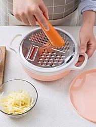 affettatrice frutta e verdura tagliata ciotola antisdrucciolevole maniglia copertura antipolvere frese utensili da cucina