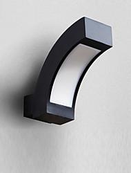 abordables -Antique / LED / Moderne / Contemporain Appliques Aluminium Applique murale 110-120V / 220-240V 5W