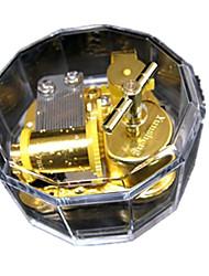 Недорогие -музыкальная шкатулка Игрушка с заводом Игрушки Восьмиугольный 1 Куски Не указано Подарок