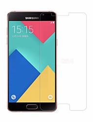Tempered Glass Screen Protector for Samsung Galaxy A3(2016) Front Screen Protector High Definition (HD) 9H Hardness 2.5D Curved edge