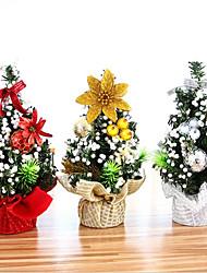 Недорогие -Рождество Особые случаи Новый год Материал Ткань ПВХ Свадебные украшения Праздник Весна, осень, зима, лето