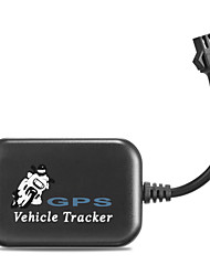 billige -Mini global gps tracker realtids locator lbs / gsm / gprs 4 bands tracking anti-tyveri til bilvogn