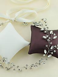 Недорогие -золотая головная цепь головной убор свадебная вечеринка элегантный классический женский стиль