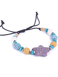 billige -Herre Dame Kæde & Lænkearmbånd minimalistisk stil Klassisk Sten Geometrisk form Smykker Til Nytår