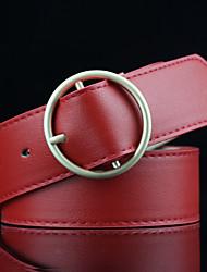 cheap -Women's Alloy Waist Belt,Solid Solid Fashion Retro