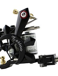 cheap -Coil Tattoo Machine Liner and Shader Cast Iron Professional Tattoo Machine