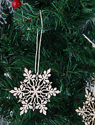Ornaments Wood Christmas Holiday Home Decoration ChristmasForHoliday Decorations