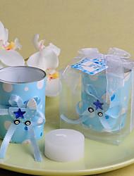 abordables -tasse bébé douche nouveau bébé fibre de verre 6.5 * 6.5 * 6.8 1 faveurs de mariage