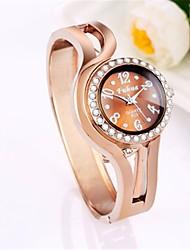 cheap -Women's Fashion Watch Wrist watch Casual Watch Quartz Alloy Band