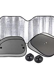 baratos -Automotivo Parasóis & Visores Para carros Visores de carro Para Universal Todos os Anos General Motors Alúminio Nailom