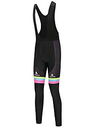 cheap -Miloto Women's Cycling Bib Tights Bike Bib Tights White / Black Bike Wear