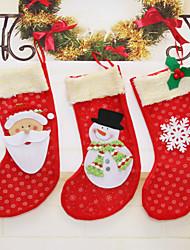 abordables -1pc Animales Muñecos de Nieve Santa Copo Inspirador Día Festivo Palabras y Frases Ocio Other Vacaciones, Decoraciones de vacaciones