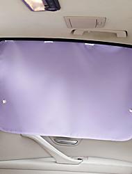 abordables -Automotor Parasoles y visores para coche Car Sun Shades Para Universal Todos los Años Motores generales Tejidos