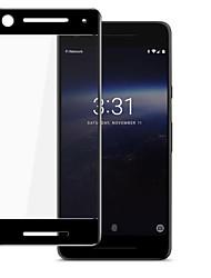 levne -Screen Protector pro Google Pixel 2 Tvrzené sklo 1 ks Fólie na displej 9H tvrdost / Odolné proti poškrábání / 3D zaoblený okraj