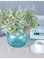 billige -Kunstige blomster 1 Afdeling Rustikt Planter Bordblomst