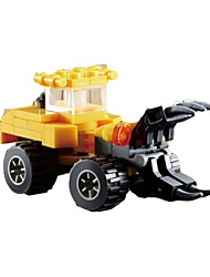cheap -Building Blocks Skidder Toys Excavating Machinery Kids 1 Pieces