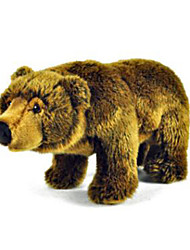 cheap -Teddy Bear Bear Animal Stuffed Animal Plush Toy Handcrafted lifelike Cute Lovely Gift