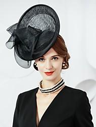economico -Tulle / Lino fascinators / cappelli con 1 Occasioni speciali / Party / serata Copricapo