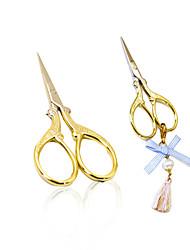 abordables -1pc Nail Art Tool Tijeras arte de uñas Manicura pedicura Clásico / Accesorio de herramienta de bricolaje para uñas Diario / Tijeras y Clippers