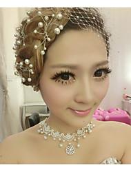 cheap -Women's Choker Necklace - Lace White Necklace For Wedding, Graduation