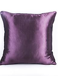Недорогие -1 шт чистый цвет имитация шелковый шарф мягкая подушка домашнее украшение