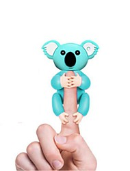 cheap -Finger Toy Finger Koala Electronic Pets Koala Animals Interactive Baby Smart intelligent Kid's Gift 1pcs