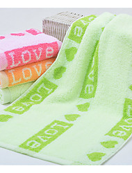 preiswerte -Frischer Stil Sport Handtuch,Gestreift Gehobene Qualität Reine Baumwolle Handtuch
