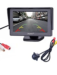 cheap -ZIQIAO XSP01S-001 Car Rear View Camera Audio and Video Parts Cable for Car