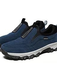 abordables -Homme Chaussures Polyuréthane Printemps Automne Moccasin Mocassins et Chaussons+D6148 Pour Décontracté Noir Bleu de minuit Gris