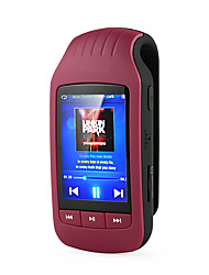 economico -MP3Player8GB Jack da 3,5 mm Scheda TF 32GBdigital music playerPulsante