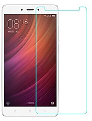cheap -Screen Protector for Xiaomi Xiaomi Redmi Note 4 Tempered Glass 1 pc Front Screen Protector Explosion Proof