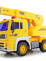 cheap -Toy Cars LED Lighting Music Toys Toy Playsets Toy Trucks & Construction Vehicles Toys Educational Toy Construction Vehicle Toys Car Music