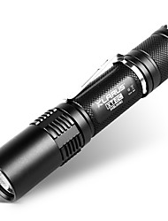 cheap -KLARUS XT2C LED Flashlights / Torch LED 1100 lm Manual Mode Cree CREE XP-L HI V3 Professional Waterproof Easy Carrying Wearproof