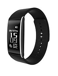Homens Mulheres Relógio Esportivo Relógio Inteligente Digital LED sensível ao toque alarme Monitor de Batimento Cardíaco Velocímetro