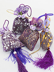 cheap -Perfumed Sachet Shampoo Bag 4 Bagged Car Chest Decked Out The Smell To Purify The Air
